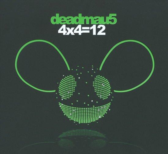 Bolcom 4x412 Deadmau5 Cd Album Muziek