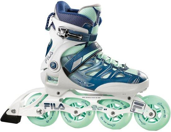 9ca0834022c bol.com | Fila Inline Skates Ghibli 90 Dames Wit/blauw Maat 38.5