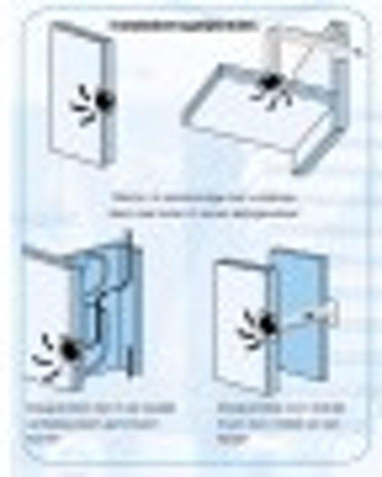 ᐅ • Blauberg badkamer/toilet ventilator - sileo - Ø 125mm - timer ...