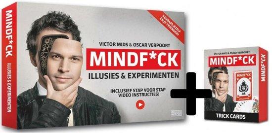 Mindf*ck Illusies & Experimenten Mega set - Mindfuck Victor Mids