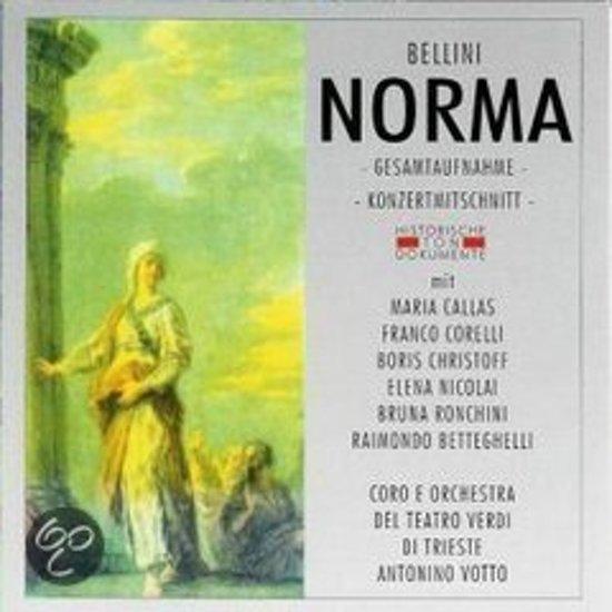 Coro E Orch.Del Teatro Ve - Norma