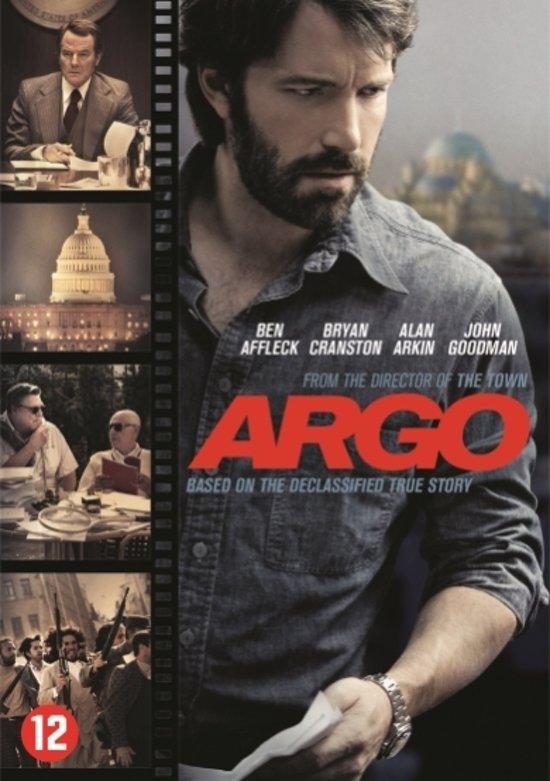 Cover van de film 'Argo'