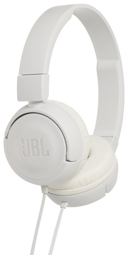 JBL T450 - On-ear koptelefoon - Wit