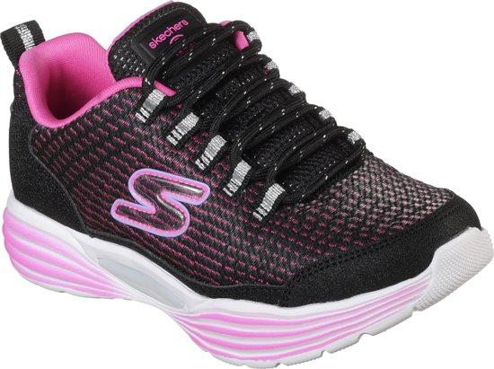 e911db065fbe Skechers Luminators Luxe Sneakers Meisjes - Black Pink - Maat 39