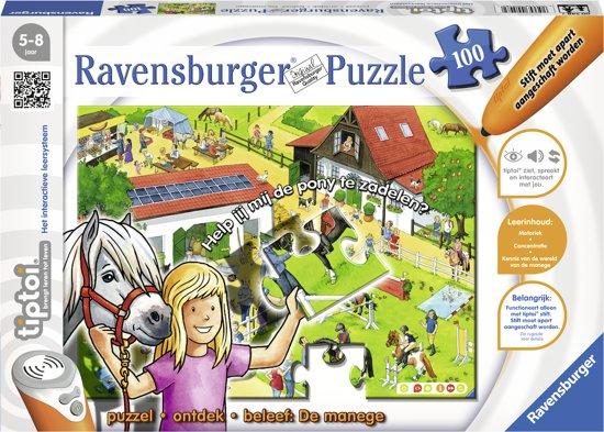 tiptoi® puzzel Manege
