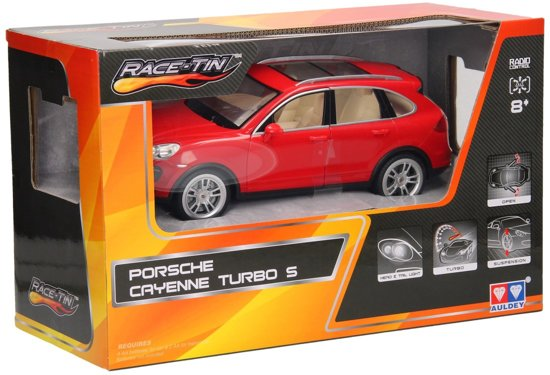 Racetin Porsche Cayenne Turbo S - RC Auto