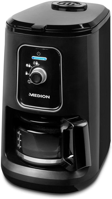 MEDION® Compact Koffiezetapparaat voor bonen MD 17384