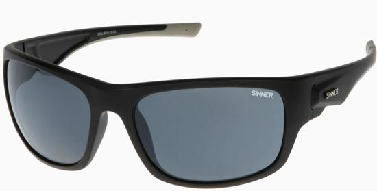 Sinner Bruno Zonnebril - Zwart - One Size