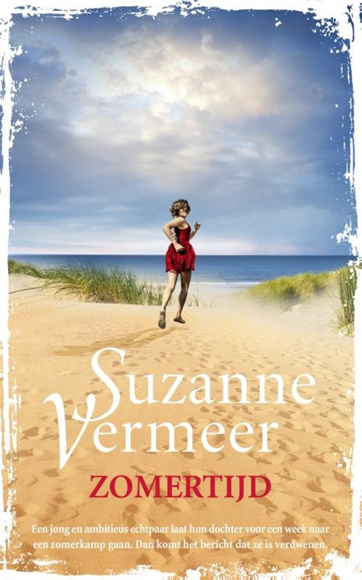 Boek cover Zomertijd van Suzanne Vermeer (Paperback)