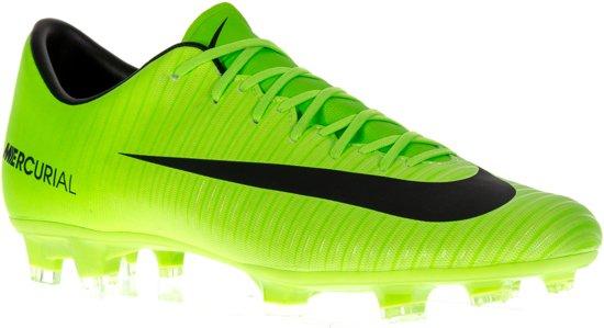 big sale 8ffd2 50a71 Nike Mercurial Victory VIFG Voetbalschoenen - Maat 45 - Unisex - lime groen zwart