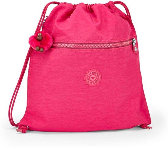 4fcb1f54bef bol.com | Kipling Supertaboo Gymtas Cherry Pink Mix