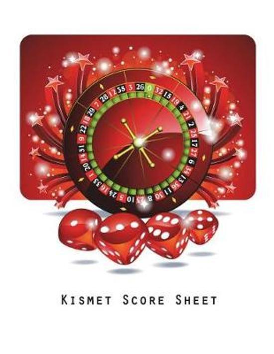Kismet Score Sheet