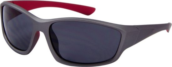 Az-eyewear Zonnebril Unisex Cat.3 Grijze Lens (9168c)