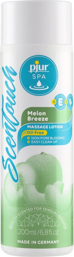 Pjur SPA Scentouch Massagelotion - Melon Breeze - 200 ml
