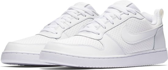Nike Borough Basse Cour - Chaussures De Sport - Unisexe - 838937-111 - Maat 44,5 - Wit