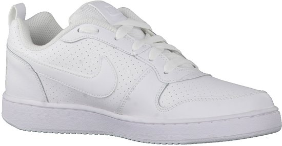 Nike Borough Basse Cour - Chaussures De Sport - Unisexe - 838937-111 - Maat 44,5 - Wit