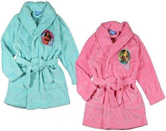 f2dbc3a24996de bol.com | Disney Vaiana badjas - roze - 5/110
