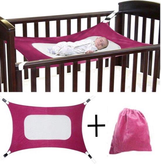 Hangmat In Box.Balonsie Baby Hangmat Hangmat Box Baby Wiegjes Katoen Veilig Comfort Slapen Bed Outdoor Tuin Roze Babyshower