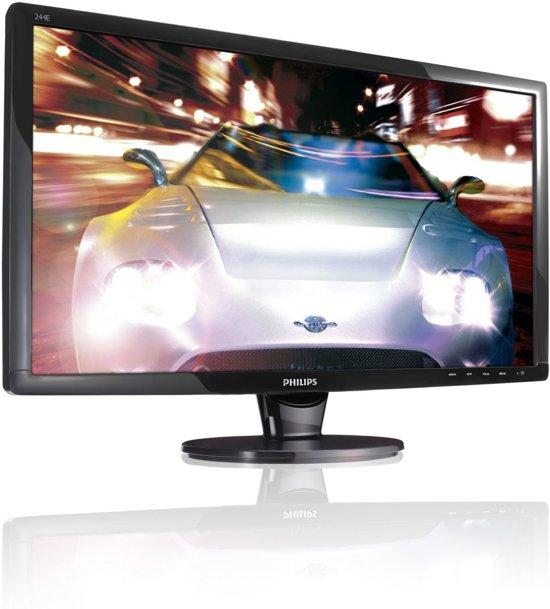 Philips 244E1SB - 23.6 inch FULL HD 1920x1080 Monitor - REFURBISHED