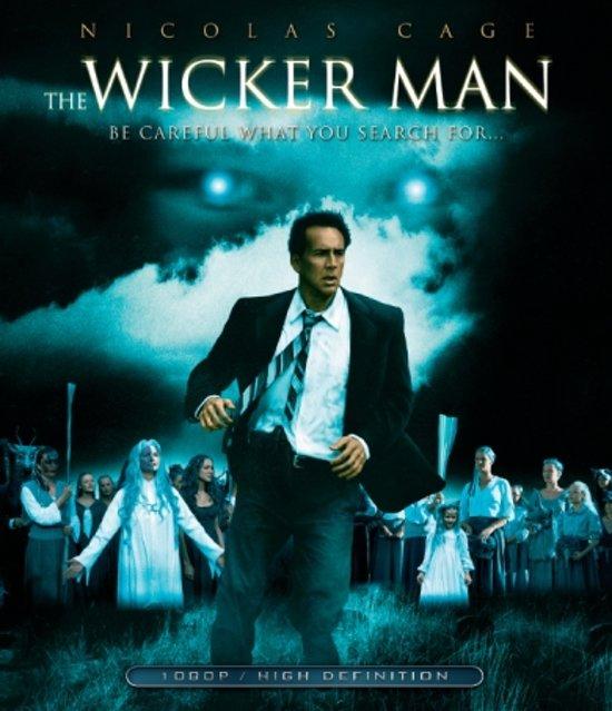 Cover van de film 'Wicker Man'