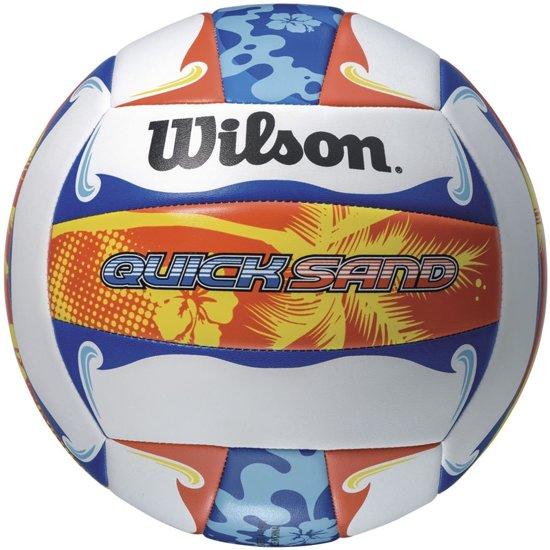 Wilson AVP quicksand aloha volleybal - Volleybal - Wit Combi