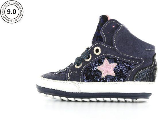 e9dcf75d504 Shoesme Meisjes Baby Sneakers - Marino - Maat 19