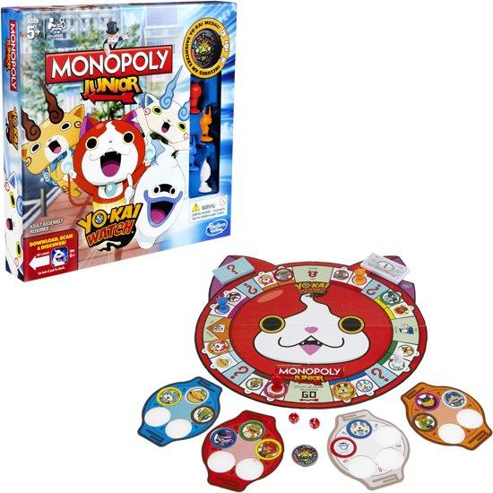 Monopoly Junior Yo-kai Watch - Kinderspel