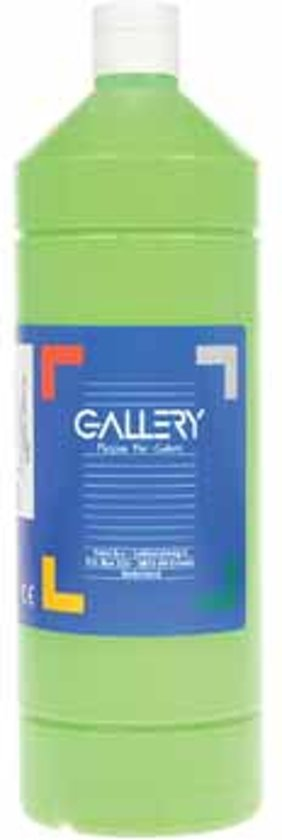 PLAKKAATVERF GALLERY 1L LGROEN