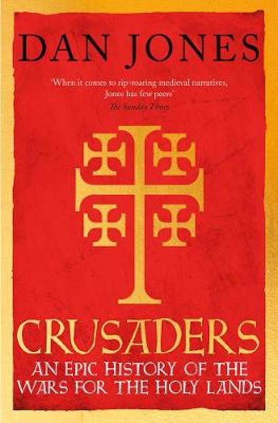 Boek cover Crusaders van Dan Jones (Hardcover)