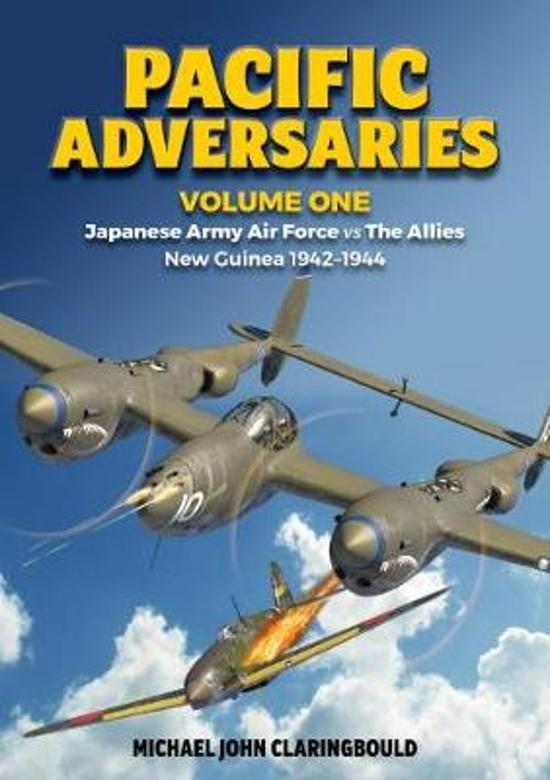 Pacific Adversaries - Volume One