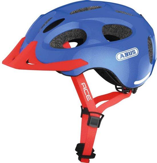 ABUS Helm Youn-I Ace Sparkling Blue L 56-61