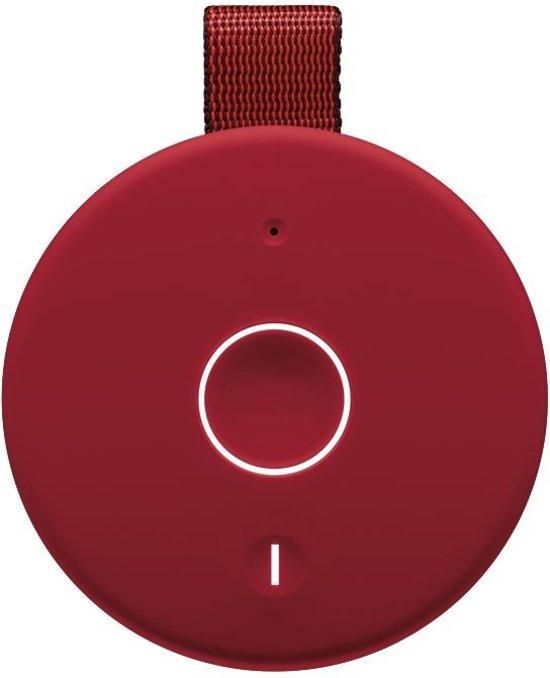 Ultimate Ears MEGABOOM 3 Rood