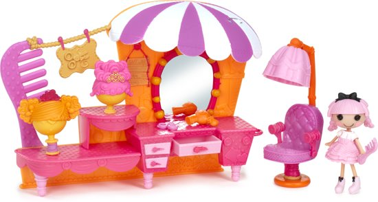 Mini Lalaloopsy Style 'N' Swap Speelset - Salon