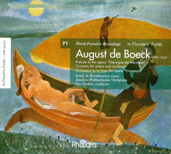 In Flanders' Fields Vol.71 - Music Of August De Bo