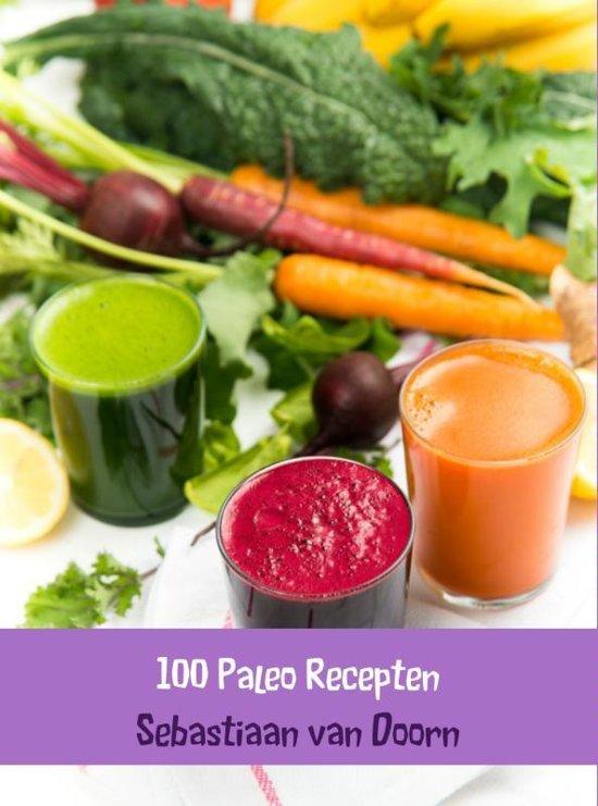 Cover van het boek '100 Paleo recepten'