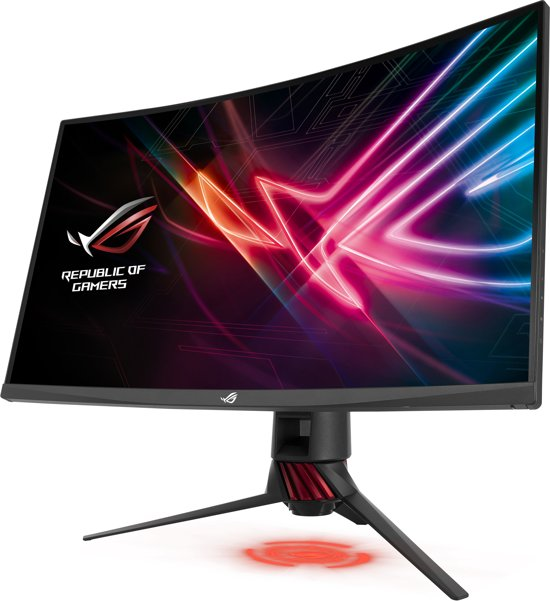 ASUS ROG Strix XG32VQ - Curved UHD Gaming Monitor / 144 Hz