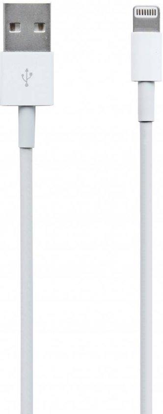 Apple USB kabel naar Lightning - 0.5m