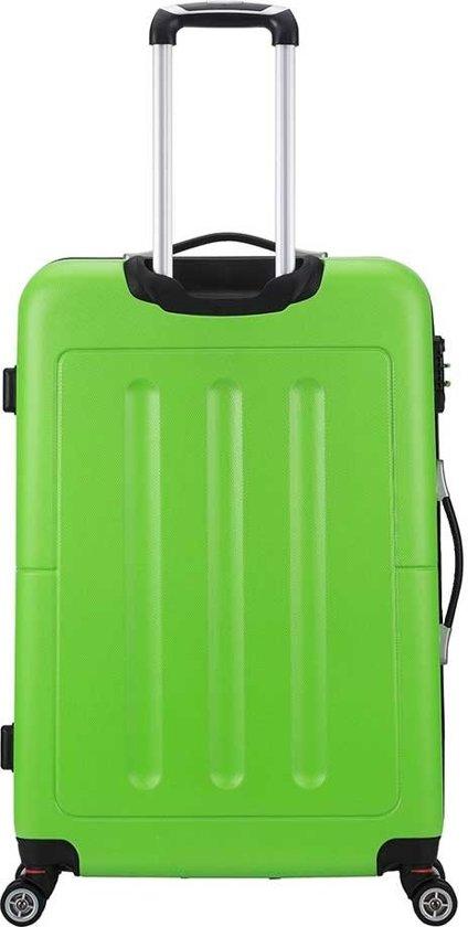 Decent Neon Fix - Medium Koffer - 66 cm - Appel Groen