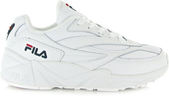   Fila Dames Sneakers V94m Low Wmn Wit Maat 42