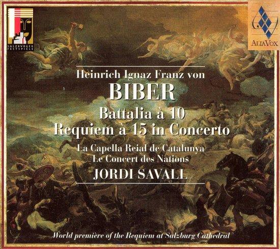 Requiem A 15 (A Dur) - Battalia