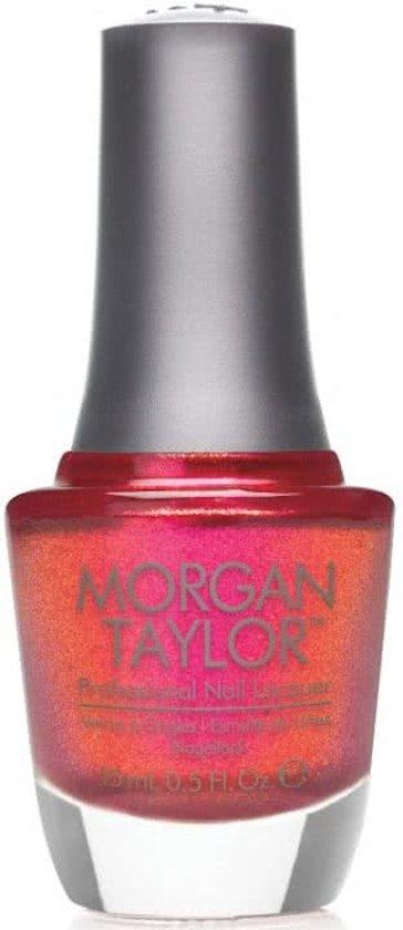 Morgan Taylor Reds Best Dressed Nagellak 15 ml - Best Dressed