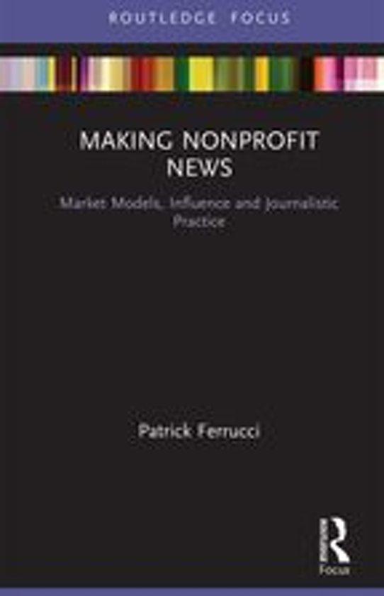Making Nonprofit News