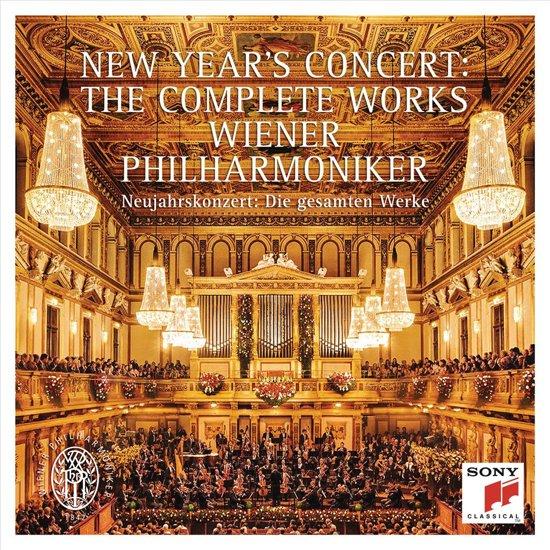 New Year's Concert: The Complete Works / Neujahrskonzert: Die Gesamten Werke