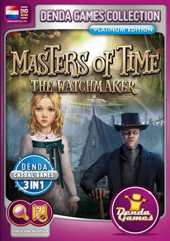 Masters Of Time - The Watchmaker - Windows