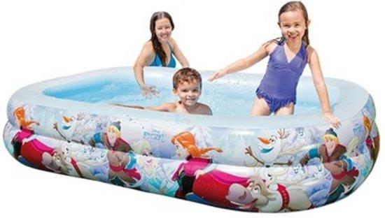 Intex zwembad Frozen - 262x175x56 cm