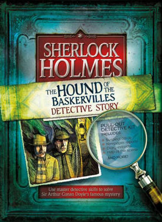 Solve the Famous Hound of the Baskervilles Mystery