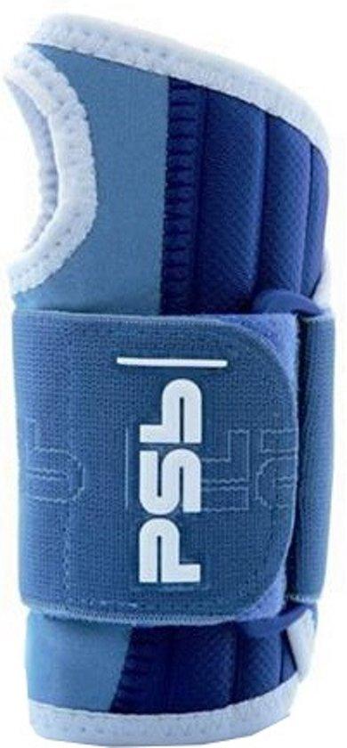 Psb Polsbrace Links Blauw Maat L (18-20 Cm)