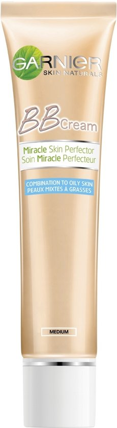 Garnier Skin Naturals BB Cream Anti Glans Medium - 40ml - Dagcrème