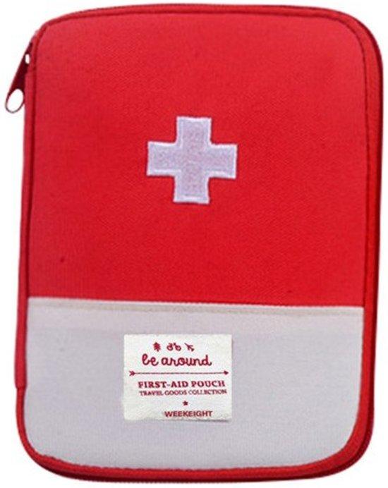 Handig EHBO tasje voor onderweg |
