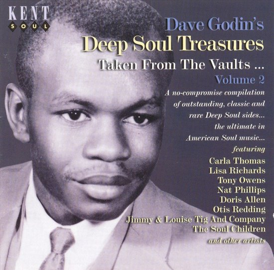 Deep Soul Treasures Vol. 2